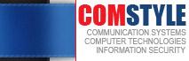 Дизайн веб сайта - Магазин Комстайл