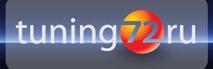 Дизайн веб сайта -  Магазин Тюнинг72