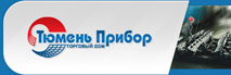 Дизайн веб сайта - Тюмень Прибор